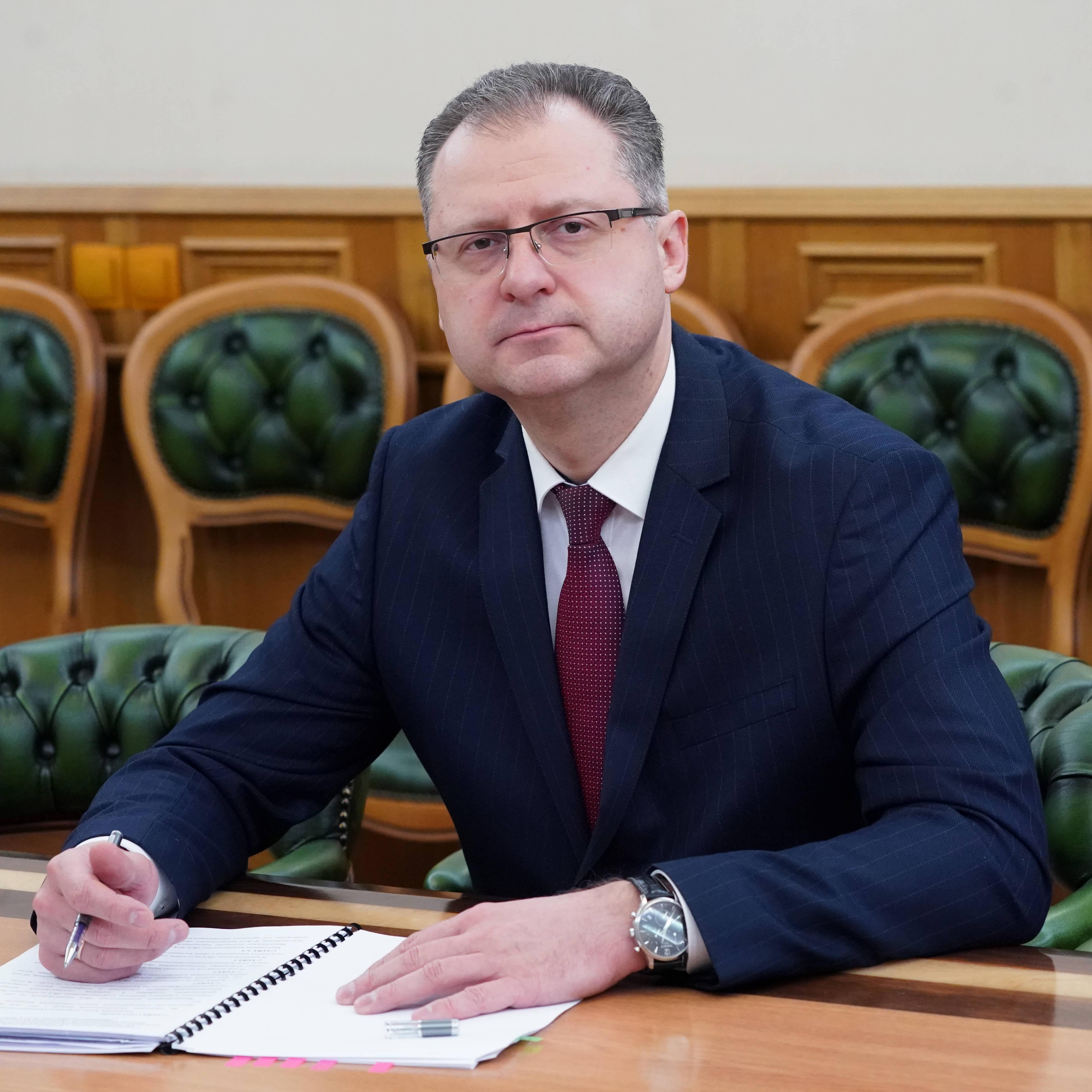 Коломиец Максим Юрьевич